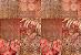 Papel de Parede Coca-cola - Mosaico Vermelho e Marrom  - Z41201 - Imagem 2
