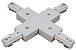Conexão XÂ para Trilho Eletrificado Preto Ledvance Osram - Imagem 1