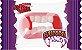 Balas de Gelatina Dentadura de Vampiro 24 UN - Embaladas Individualmente - Imagem 1