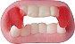 Balas de Gelatina Dentadura de Vampiro 24 UN - Embaladas Individualmente - Imagem 3