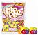 Confeito de Coração Colorido para Festa Infantil 500g - Catelândia - Imagem 1