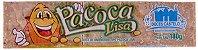 Paçoca Lisa Doce de Amendoim em Barra com 10 Doces 180g - Doces Castelo - Imagem 1