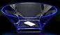 Taça Acrílica 14 x 9 cm Ideal para Mesa de Guloseimas 01 Unidade - Catelândia - Imagem 1