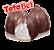 Teta de Nega Doce de Gelatina Sabor Chocolate 50 Un Bel - Catelândia - Imagem 1