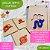 Placas Letras Cursivas - Imagem 1