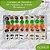 Carimbos de Pegadas Toquinhos - Animais Selvagens e Domesticados - Imagem 9