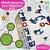 Alfabeto Montessori para Alfabetário (caixa de som) - Imagem 8