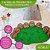 Carimbos de Pegadas - MDF - Animais Selvagens, Domesticados e Brasileiros (MODELOS) - Imagem 1