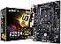 Placa Mãe Gigabyte GA-A320M-S2H, Chipset A320, AMD AM4, mATX, DDR4 - Imagem 1