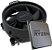 Processador AMD Ryzen 5 2400G OEM 3.6GHz (3.9GHz Turbo), 4-Cores 8-Threads, Cooler Wraith Stealth, AM4, YD2400C5FBMFB - Imagem 1