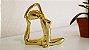Estatua YOGA Gold - Imagem 1