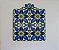 suporte de porcelana azulejo português - Imagem 1