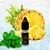 Abacax'Ice - 10ml - E-liquid de Abacaxi com Menta - Imagem 1