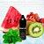 Kiwançuva Fresh - 10ml - E-liquid de Kiwi, Uva, Melância e Menta - Imagem 1