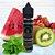 Kiwançuva Fresh - 60ml - E-liquid de Kiwi, Uva, Melância e Menta - Imagem 1