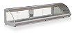 Vitrine Refrigerada de Bancada revestimento tipo inox - GVRB-210 - Gelopar - Imagem 1