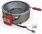 Fritadeira em tacho elétrica 7L - PR70E - Progás - Imagem 1