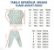 Pijama Infantil Soft Punho NUVENS - Imagem 5