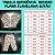 Pijama Flanela Botões MICKEY - Imagem 2