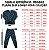 Pijama Infantil SLIM TRUCKS ORANGE - Imagem 4