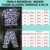 Pijama Infantil 100% Algodão NUVENS - Imagem 2