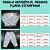 Pijama Infantil Malha Fria LEÕES - Imagem 2
