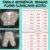 Pijama Flanela Botões ESPAÇO - Imagem 2