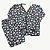 Pijama Flanela Botões CÉU - Imagem 1