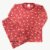 Pijama Infantil Soft STARS VERMELHO - Imagem 1