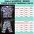 Pijama Infantil 100% Algodão MUSIC HEART - Imagem 2