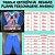 Pijama Infantil MAGALI MELANCIAS VERMELHO - Imagem 2
