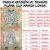 Pijama Infantil SLIM Gatos Turquesa Manga Longa - Imagem 6