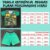 Pijama Infantil PJ MASKS TURMA VERMELHO - Imagem 2