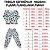Pijama Flanela Punho BUNNY - Imagem 5