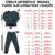 Pijama Infantil SLIM DINOS GREY - Imagem 5