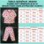 Pijama Infantil Soft DINOS MARINHO - Imagem 5