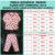 Pijama Infantil Soft DINOS MARINHO - Imagem 4