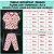 Pijama Infantil Soft ESTRELAS AZUL CLARO - Imagem 4
