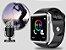 Relógio Smartwatch A1 inteligente Bluetooth - Imagem 8