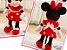 Mickey e Minnie de Pelúcia 40cm - Imagem 7