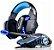 Kit Gamer Mouse e Headset Koner - Imagem 1