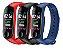 Relógio inteligente Medidor Frequência Bracelete M3 - Imagem 4