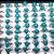 Anéis no Atacado para Revender pacote com 24 anéis azuis - Imagem 3
