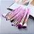 Pincel de Maquiagem Kit Completo com 15 pinceis - Imagem 5