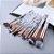Pincel de Maquiagem Kit Completo com 15 pinceis - Imagem 3