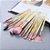 Pincel de Maquiagem Kit Completo com 15 pinceis - Imagem 6