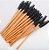 Escovinhas para Cílios Coloridas pacote com 100 unidades - Imagem 5