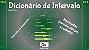 Dicionário de Intervalo Vol. 4 - Imagem 1