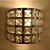 Arandela Cromada Com Cristais AR-4567 - Imagem 2