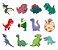 034 Kit Festa Grande Dinossauros - Imagem 1